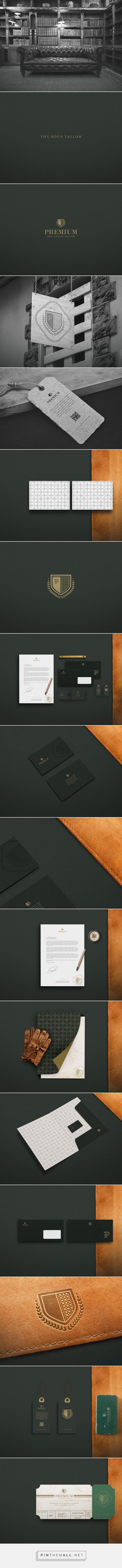 Premium the sofa tailor Branding by Bullseye